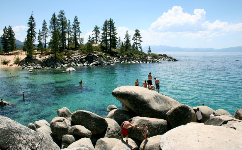 If You Haven't Made it to Sand Harbor Yet, You Should!